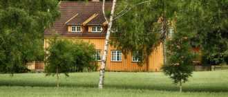 Аренда частного дома